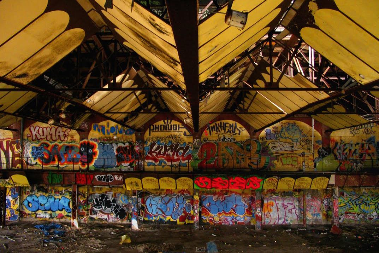 The Batcave - 2007edit