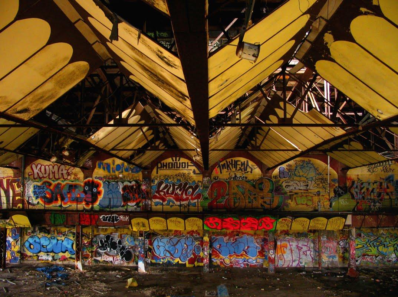 The Batcave - 2007