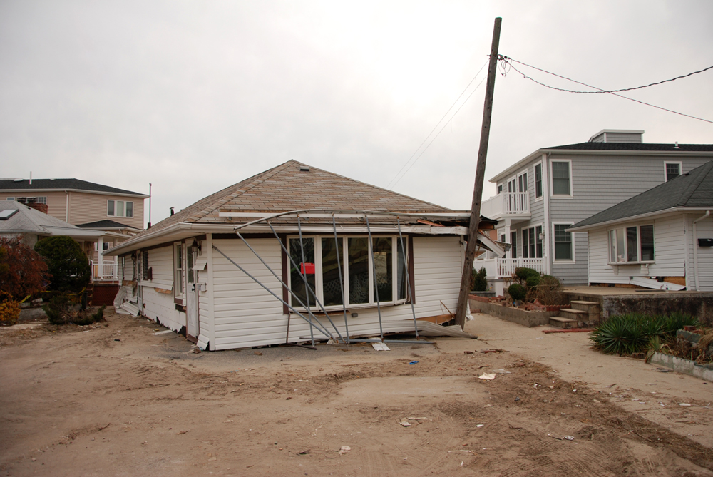 Breezy Point, Queens - 11/16/12